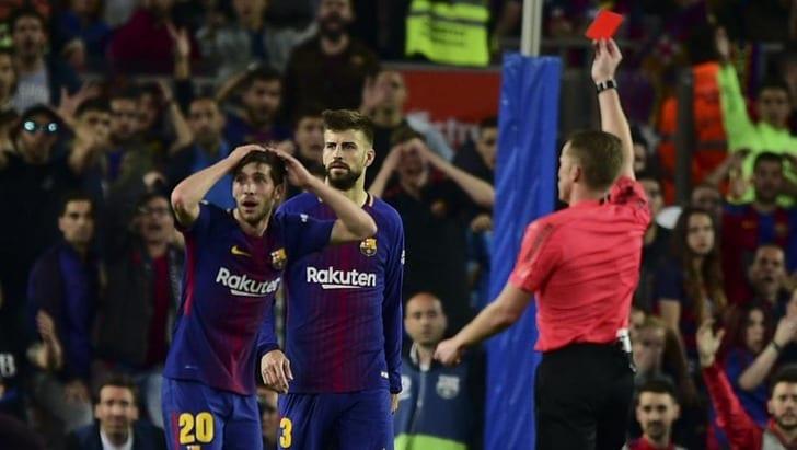 Роберто пропустит 4 матча заудар Марсело вигре с«Реалом»