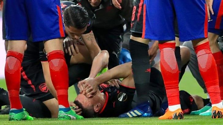 Защитник «Арсенала» Косельни из-за травмы выбыл наполгода
