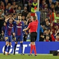 """Барселона"" подала апелляцию на дисквалификацию Серхи Роберто"