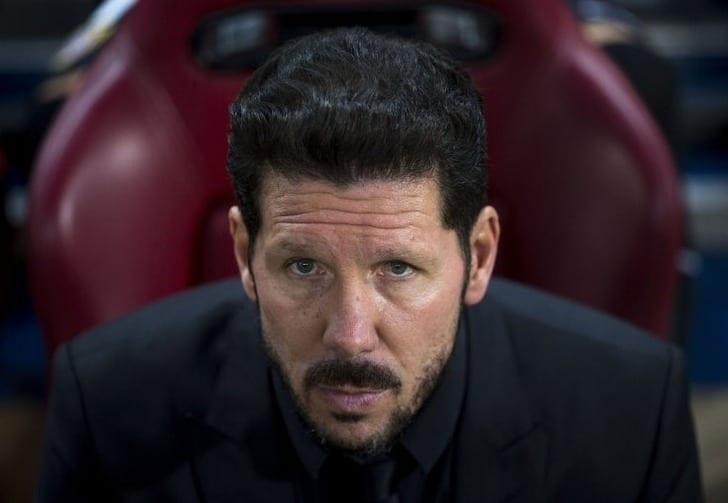 УЕФА оставил всиле решение очетырёхматчевой дисквалификации Симеоне