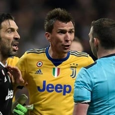 УЕФА открыл дисциплинарное дело в отношении Джанлуиджи Буффона