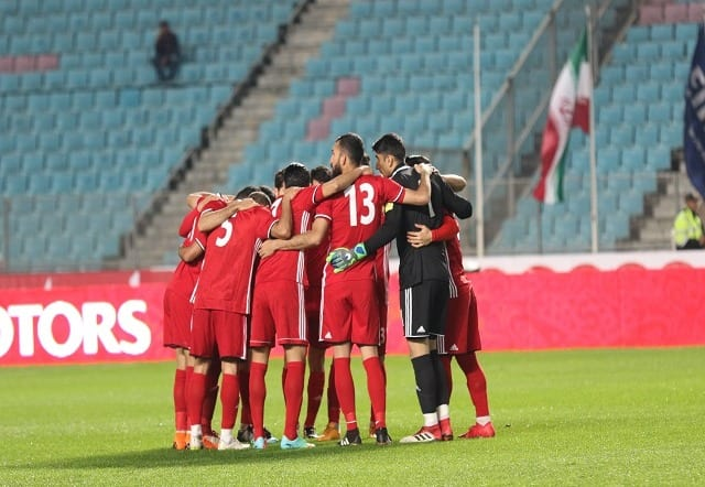 Игрок пермского «Амкара» сыграет начемпионате мира засборную Ирана