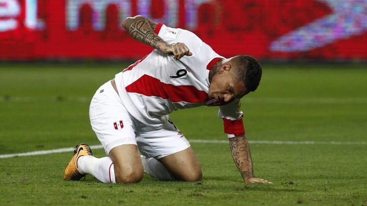 Капитан сборной Перу пропуститЧМ
