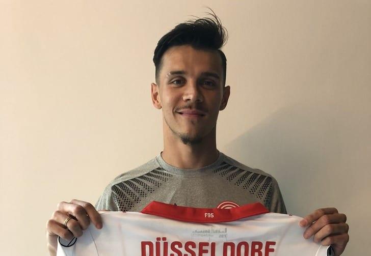 Альфредо Моралес, Fortuna Düsseldorf