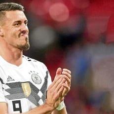 Сандро Вагнер объявил о завершении карьеры в сборной Германии