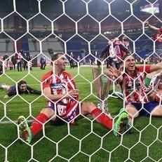 """""""Атлетико"""" заработал 26,6 млн евро за еврокубковый сезон"""