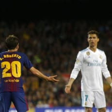 "Апелляция ""Барселоны"" по дисквалификации Роберто отклонена"
