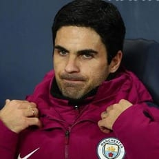 """""""Манчестер Сити"""" ожидает, что Микель Артета возглавит """"Арсенал"""""""
