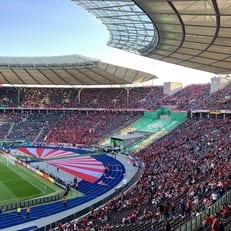 """""""Бавария"""" - """"Айнтрахт"""": стали известны стартовые составы на финал кубка Германии"""