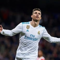 Роналду – первый игрок из топ-5 лиг Европы с 50 голами в сезоне
