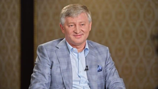 Ринат Ахметов, фото: ФК Шахтер