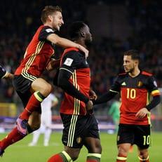 Бельгия огласила предварительную заявку на чемпионат мира-2018