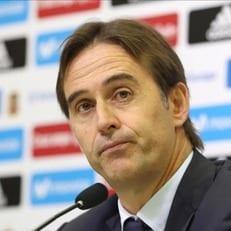 Хулен Лопетеги продлил контракт со сборной Испании до 2020 года