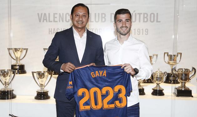 Хосе Луис Гайя, ФК Валенсия