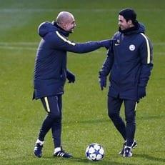 "Артета продолжит работать в ""Манчестер Сити"""