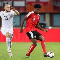 Австрия назвала заявку на матчи против России, Германии и Бразилии