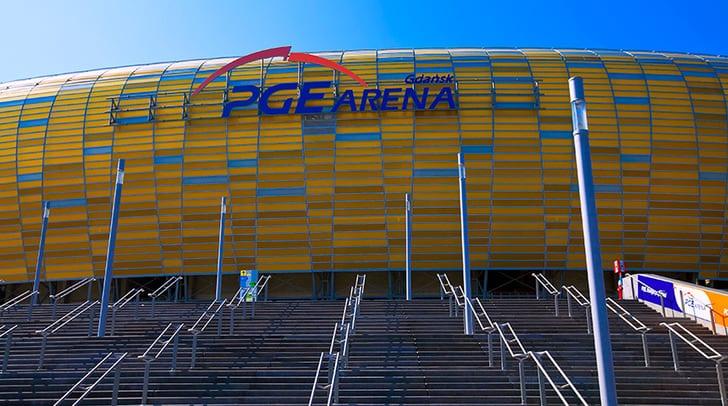 """""""Арена Гданьск"""", UEFA"""