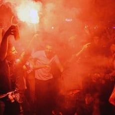 """""""Марсель"""" в этом сезоне потратил на штрафы из-за фанатов более €800 тысяч"""