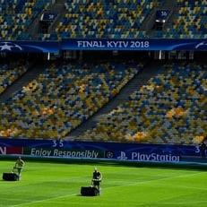 """1000 болельщиков """"Ливерпуля"""" не могут вылететь в Киев"""