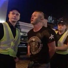 """В Киеве напали на болельщиков """"Ливерпуля"""""""