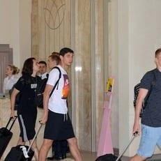 Виктор Цыганков и Владимир Шепелев покинули расположение сборной Украины