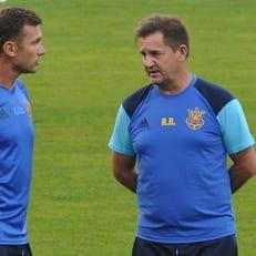 Рауль Рианчо опроверг слухи о своем уходе из сборной Украины