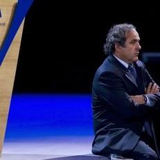 ФИФА напомнила, что Платини был отстранен за нарушение этического кодекса