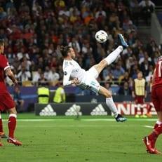 """""""Реал Мадрид"""" - победитель Лиги чемпионов сезона 2017/18"""