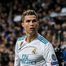 Роналду – лучший бомбардир Лиги чемпионов 6-й сезон кряду