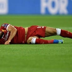 Салах рискует пропустить ЧМ-2018 из-за травмы