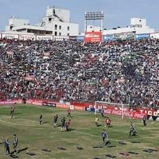 Тренировку сборной Аргентины посетило 40 тысяч человек