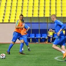 Андрей Шевченко вернулся в расположение сборной Украины