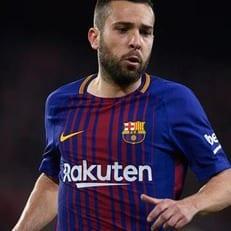"""Альба разочарован, что """"Барселона"""" до сих пор не предложила ему новый контракт"""
