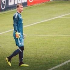Мануэль Нойер сыграет против сборной Австрии