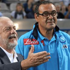 Де Лаурентис пояснил, почему уволил Сарри