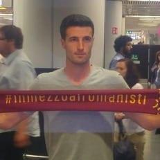 """Иван Маркано прибыл в Рим для подписания контракта с """"Ромой"""""""