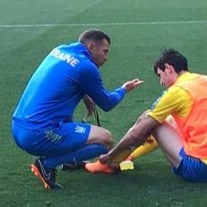 Яремчук и Бутко рискуют пропустить матч против Марокко