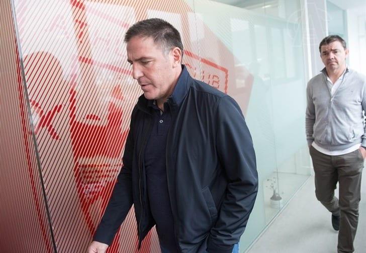 Эдуардо Бериццо, athletic-club.eus