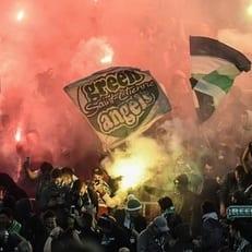 Президент Федерации футбола Франции намерен запретить дым на стадионах
