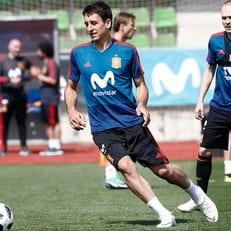 Уильямс и Ойарсабаль покинули расположение сборной Испании
