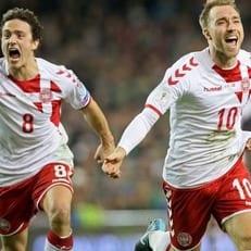 Эриксен пропустит товарищеский матч со Швецией