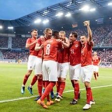 Австрия обыграла сборную Германии впервые за 32 года