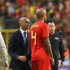 Венсан Компани получил травму в товарищеском матче с Португалией