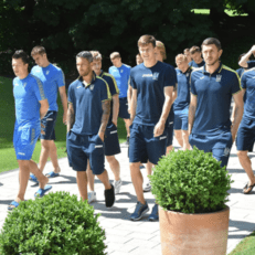 Украина – Албания: Лунин выходит в стартовом составе
