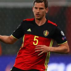 Ян Вертонген провел 100-й матч за сборную Бельгии