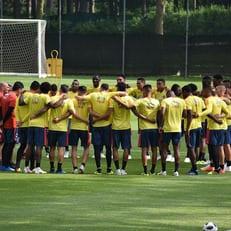 Колумбия назвала окончательную заявку на ЧМ-2018