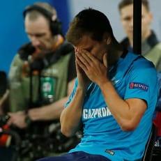 """""""Зенит"""" оштрафован на 70 тысяч евро и проведет один матч без зрителей"""