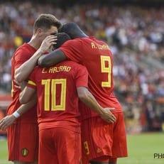 Бельгия обыграла Египет