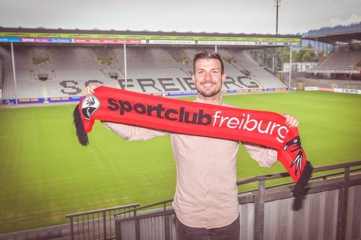Жером Гондорф, SC Freiburg