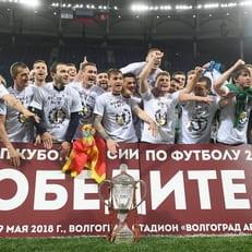 """Обладатель кубка России """"Тосно"""" прекратил свое существование"""